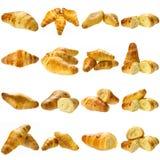 Croissant Royalty-vrije Stock Afbeeldingen