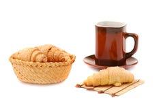 Croissant Fotografía de archivo