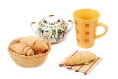 Croissant Foto de archivo libre de regalías