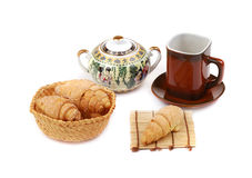 Croissant Fotografía de archivo libre de regalías