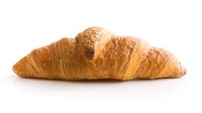 Croissant amanteigado saboroso Fotografia de Stock Royalty Free