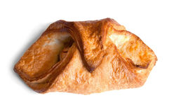 Croissant with apple Royalty Free Stock Image