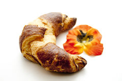 Croissant baked Royalty Free Stock Photography