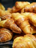 Croissant, Bread, Food, Breakfast Royalty Free Stock Images