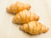 Croissant bread Royalty Free Stock Photography