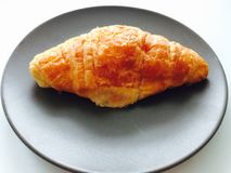 CROISSANT. Breakfast meal stock photography