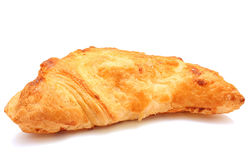 Croissant with cheese Royalty Free Stock Photo