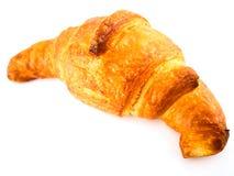 Croissant classico del burro fotografia stock libera da diritti