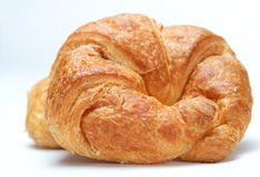 Croissant Close Up Royalty Free Stock Photos