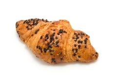 Croissant cotto fresco immagini stock