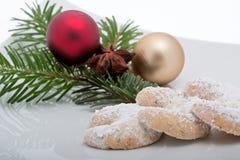Croissant da baunilha Fotografia de Stock Royalty Free