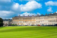 croissant de bain royal Images stock