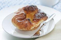Croissant de citron Images stock