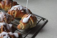 Croissant do ` s de St Martin Foto de Stock