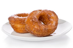 Croissant Donuts Stock Images
