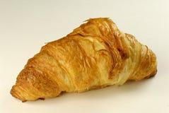 Croissant dorato Fotografia Stock Libera da Diritti