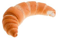 Croissant food Stock Image