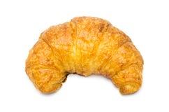 Croissant frais et savoureux Photos stock