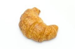 Croissant frais et savoureux Image libre de droits