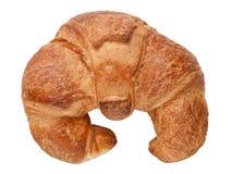 Croissant francese immagini stock libere da diritti