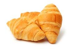Croissant fresco fresco fotografia stock libera da diritti