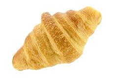 Croissant fresco e saboroso Imagem de Stock Royalty Free