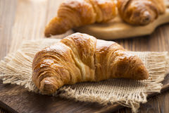 Croissant. Stock Photography