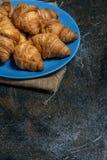 Croissant 4 fotografia stock libera da diritti