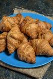 Croissant 3 fotografie stock libere da diritti