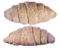 Croissant, isolate Royalty Free Stock Images