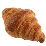 Croissant isolated Stock Images