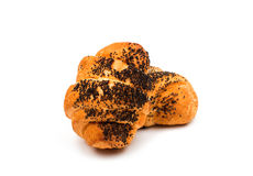 Croissant isolated Stock Photo