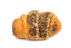Croissant isolated Royalty Free Stock Image