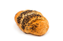 Croissant isolated Stock Photos
