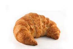 Croissant na białym tle Obraz Stock