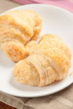 Croissant pastry Stock Photos