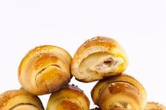 croissant plasterek zdjęcie royalty free