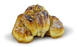 Croissant polacchi tradizionali di Martins immagini stock