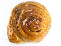 Croissant round brillian Stock Images