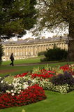 Croissant royal, Bath photographie stock