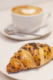 Croissant Selection Stock Images