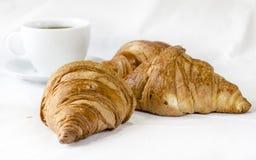 Croissant senza glutine Fotografia Stock Libera da Diritti