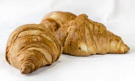 Croissant senza glutine Fotografie Stock Libere da Diritti