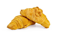 Croissant two Royalty Free Stock Image
