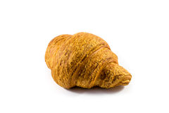 Croissant. On a white background Royalty Free Stock Photo