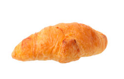 Croissant  on white background Royalty Free Stock Photography