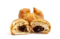 croissant złoty Obrazy Royalty Free