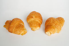 Croissanten 1 Stock Foto