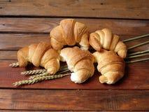Croissanten Stock Foto's
