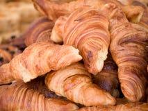 Croissanten Stock Fotografie